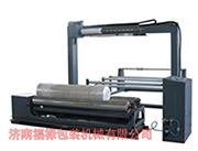 福禄机械半自动纸卷包装机