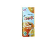 哈趣 橙汁果汁饮料250ml