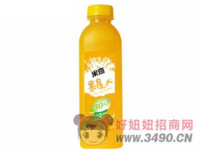 米奇果星人芒果�秃瞎�汁1.26Lx6瓶