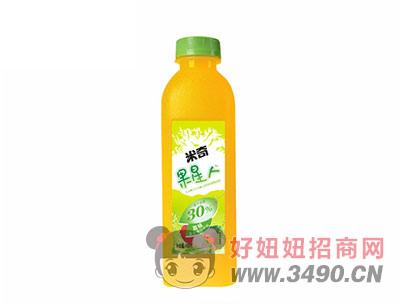米奇荔枝复合果汁饮料488ml×15瓶
