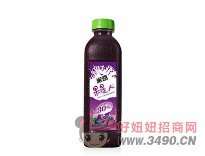 蓝莓复合果汁饮料488ml×15瓶