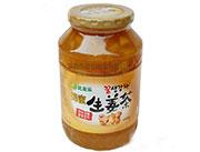 比亚乐蜂蜜生姜茶