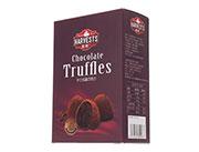 哈时手工松露巧克力160g红