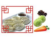 素三鲜水饺-玉姐