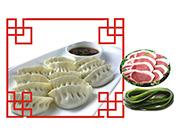 猪肉海带水饺-玉姐