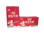 加智佳高钙花生牛奶植物蛋白饮品礼盒