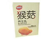 加智佳猴菇养生乳复合蛋白饮品礼盒
