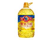 多力黄金3益葵花籽油5L