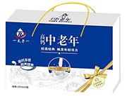 太子高钙中老年风味饮品250ml×12盒礼盒