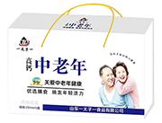 太子高钙中老年风味饮品250ml×12盒(礼盒装)