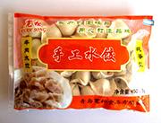 宽松牛肉水饺450g