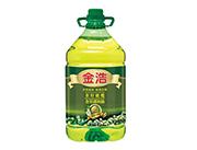金浩5000ml食用茶籽橄榄调和油