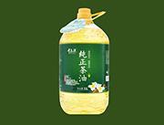 千岛源纯正茶油5l