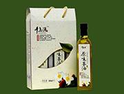 千岛源原味茶油礼盒500ml