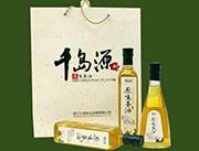 千岛源原味茶油礼盒装500ml