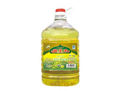 赛里木菜籽调和油