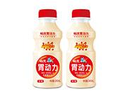 畅爽胃动力乳酸菌饮品草莓味340ml