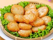 虾饼-金渤海产