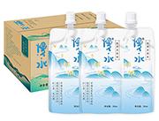 慢水饮用天然水350ml×24袋