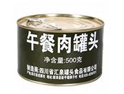 盘典午餐肉罐头(军用罐装)500克