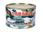 盘典红烧猪肉罐头(迷彩装)500克