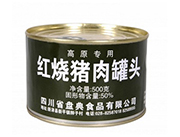 盘典高原专用红烧猪肉罐头500克