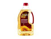 福临门非转基因压榨葵花籽油-1.8L