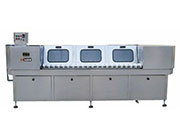 发达QSP-6000B型双列链轨式冲瓶机