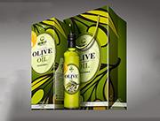 金果子橄榄油简装礼盒