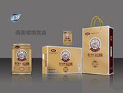 进口原料燕麦核桃复合蛋白饮品箱装