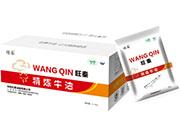 旺秦精炼牛油4kgx4袋