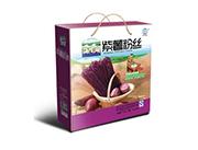 海陵湖紫薯粉丝