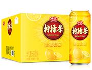 中沃��檬茶含�夤�汁茶�料480ml×12罐