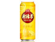 中沃柠檬茶含气果汁茶饮料480ml