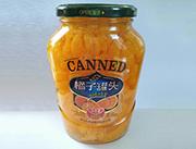 晶海橘子罐头罐装860g