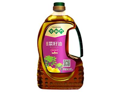 幸福门压榨菜籽油1.8L