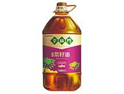 幸福门菜籽油5L