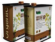 奥达特有机菜籽油2.5L