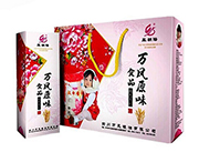凤朝阳原味大米礼盒包装