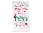 凤朝阳雪花小麦粉25kg