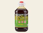 非转基因菜籽油5L-将军寨
