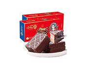 小公举黑色巧克力涂饰蛋糕1盒