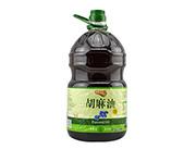 百吉乐红井源-浓香胡麻油(亚麻籽油)-5L-家庭装