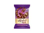��粒脆巧克力1箱10kgX4袋(紫)