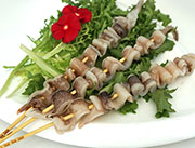 鱿鱼串-喜洋洋