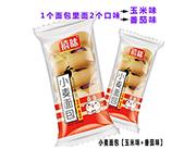 禧味小��面包玉米味+番茄味散�b�Q重