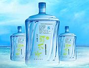 水之蓝饮用弱碱水18.5L