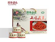 格林山鸡咸菜罐头150gX6