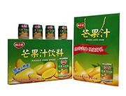 心上佳芒果汁16X250ml