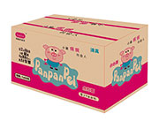 熊毅武食品小猪佩佩蜜汁牛排风味方便面1x50包